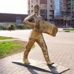 памятник Орехово-Зуево