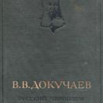Русский чернозем 1936